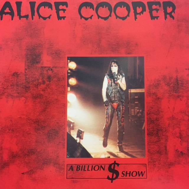 A Billion $ Show - USA /CD / ME-CD-016