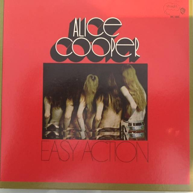 Easy Action - Europe / CD / 81227983572