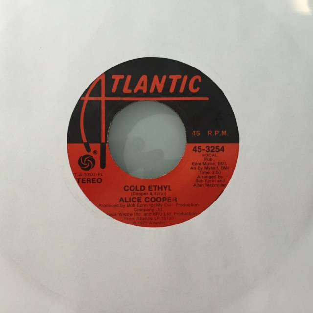 Only Women / Cold Ethyl - USA / Single / 453254
