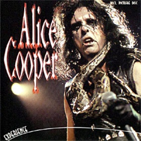 Alice Cooper Experience - Europe / CD / EXP010 / Picture Disc
