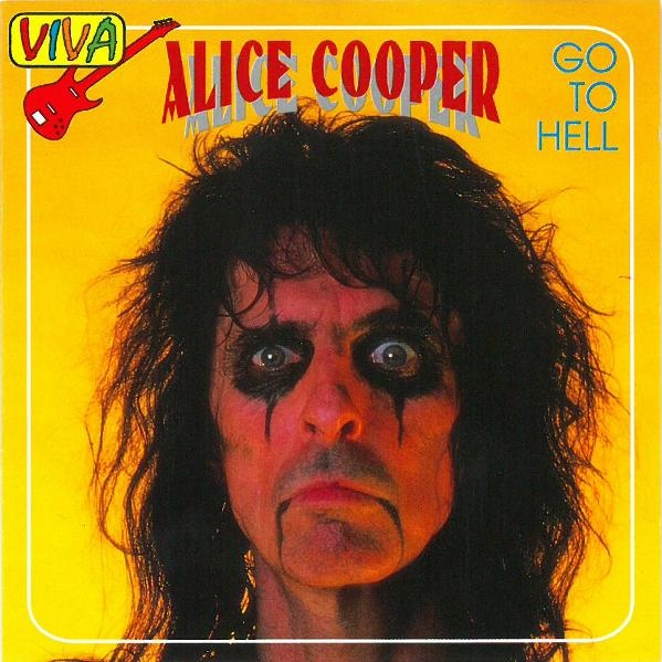Go To Hell - Europe / CD / CD7542