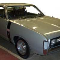 Valiant Charger RT E49 - 1972
