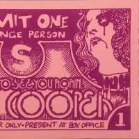 1974 - Good To See You Again Press release Ticket