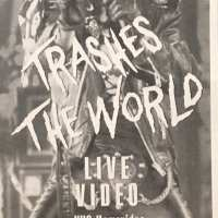 Flyer - 1989 / Germany Trashes The World