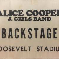 1972 - J. Giles Band / Back Stage / 10/08/1972