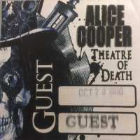 2009 - Theatre of Death / Guest / 20/10/2009