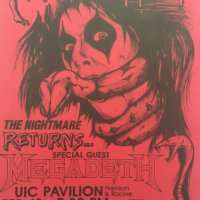 Flyer - 1987 / USA The Nightmare Returns