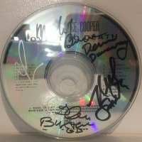 Alice Cooper Band - Signed Love It To Death CD