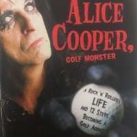 Book - 2008 - Golf Monster / Soft Cover / USA