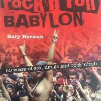 Book - 2008 - Rock N Roll Babylon - Gary Herman