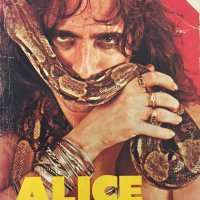 Book - 1974 - Circus Alice Cooper - Steve Demorest