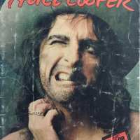 Book - 1975 - Alice Cooper Scrapbook - Rolling Stone / USA