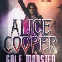 Book - 2008 - Golf Monster / Soft Cover / UK