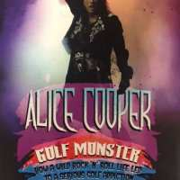 Book - 2008 - Golf Monster / Hard Cover / UK
