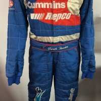 Race Suits - Garth Tander - 2000 - GRM Motorsport