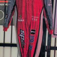 Race Suits - Garth Tander - 2014 - HSV