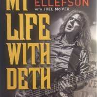 Book - 2013 - My Life With Deth - Joel Mciver