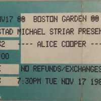 1987 -  November 17 USA / Boston