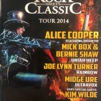 Tour Book - 2014 -Rock Meets Classic Germany