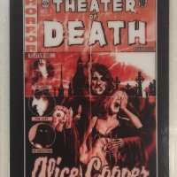 2010 - Theater Of Death / VIP / Laminated