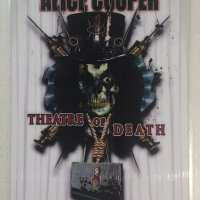 2010 - Laminated All Access Theatre of Death
