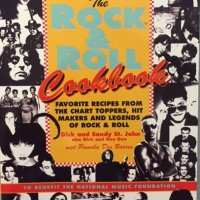 Book - 1983 - Rock & Roll Cookbook / Dick And Dee Dee