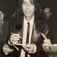 1989 - Rock N Roll Hall Of Fame / Victor Malafronte