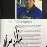 V8 Supercar Year Book 2004 - Marcus Ambrose - 01/05/15
