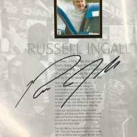 V8 Supercar Year Book 2005 - Russell Ingall