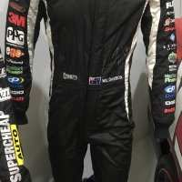 Race Suits -Will Davison -  2014 - Erebus Motorsport