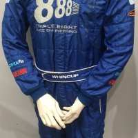 Race Suits - Jamie Whincup - 2006 - 888 Racing