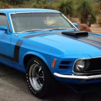 Ford  Mustang 1970 Boss