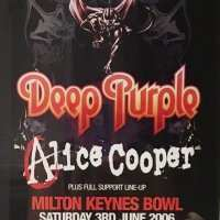 Flyer - 2006 / UK Monsters Of Rock Tour