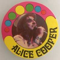 Sticker - 1972 Monty Gum Pop Star UK