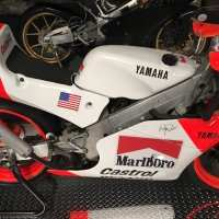 Yamaha - TZ125 - 1995 - Wayne Rainey Tribute